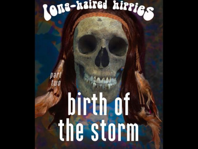 Birth of the Storm (Last of the Long-Haired Hippies book 2)